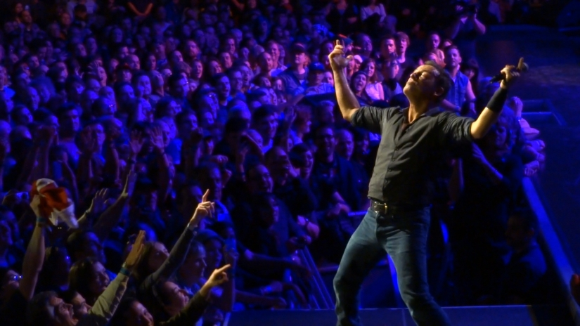 Photo Archive- 2012-11-26: Bruce Springsteen at Rogers Arena