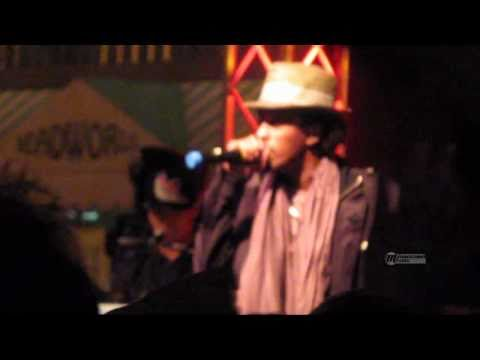 Video Archive- 2010-09-23: K'naan at Rifflandia 3