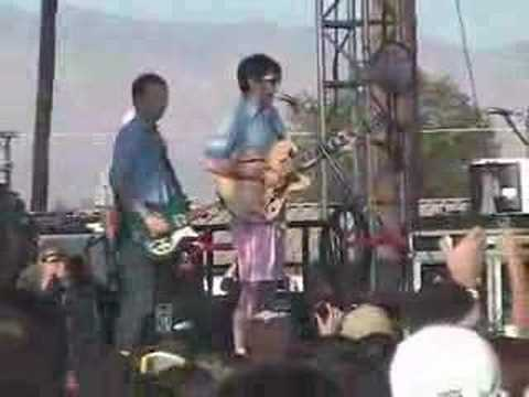 Video Archive- 2008-04-25: Vampire Weekend at Coachella 2008