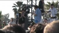 Peter Bjorn and John performed live on the main stage at the 2009 Coachella Music & Arts Festival in Indio, California on Sunday April 19, 2009. Video: Young Folks