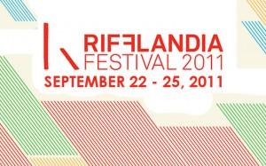 Rifflandia Festival 2011 - Sept. 22 - 25
