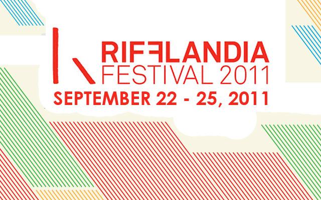 2011 Rifflandia Lineup Video Primer