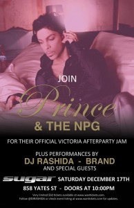Prince Afterparty