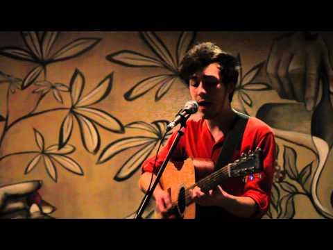 Video Archive- 2012-02-12: Chris Ho at The Moka House on Hillside