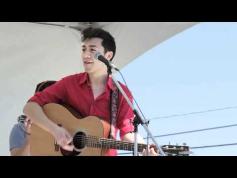 Video Archive- 2012-05-12: Chris Ho at Quadra Village Day