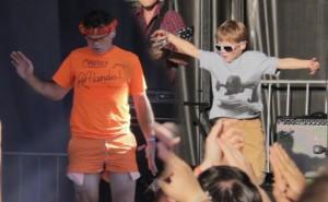 Rifflandia 2012's Best Stage Dancer