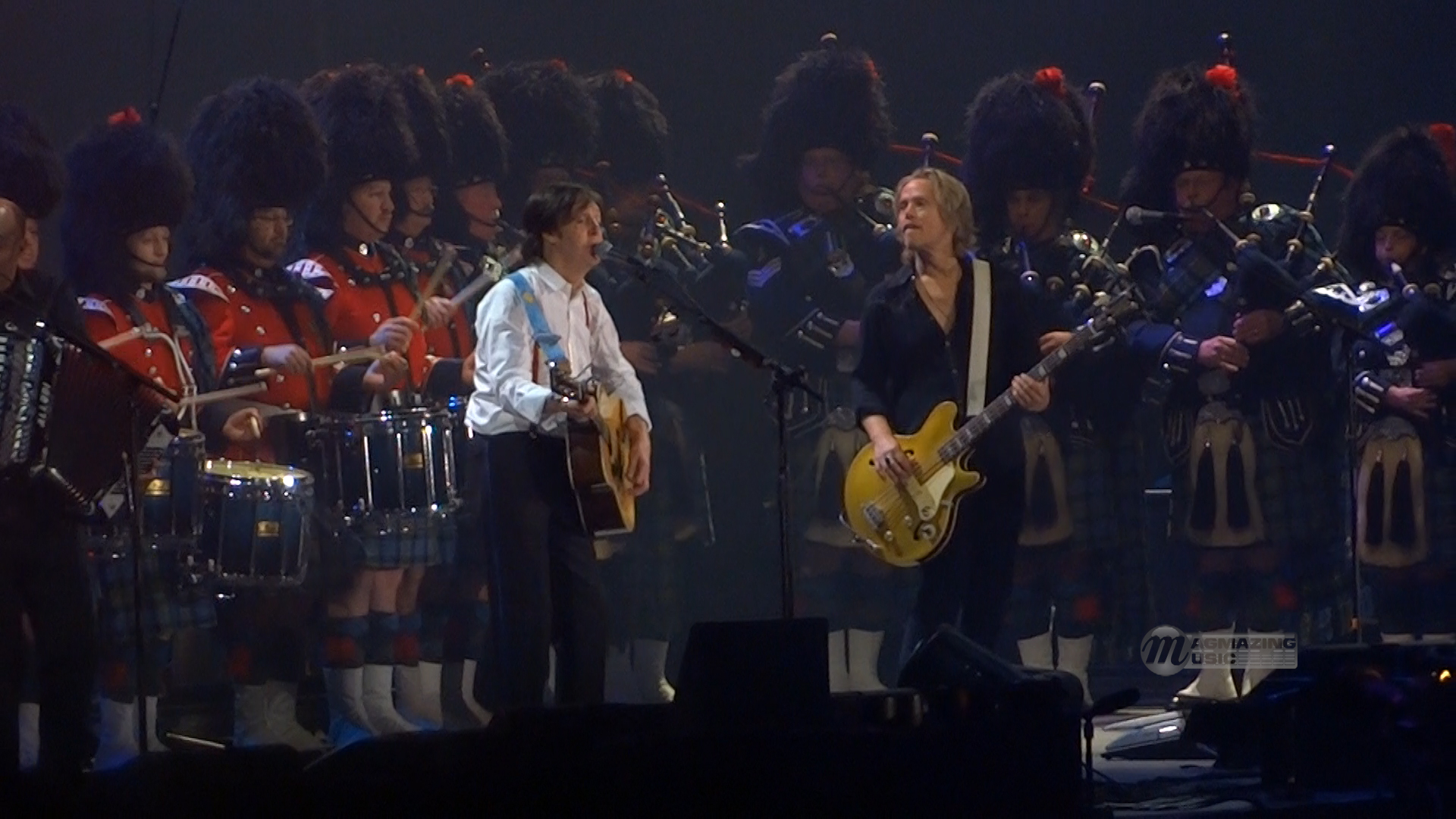 Video Archive: 2012-11-25: Paul McCartney at BC Place Stadium