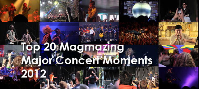Magmazing Music Major Moments 2012
