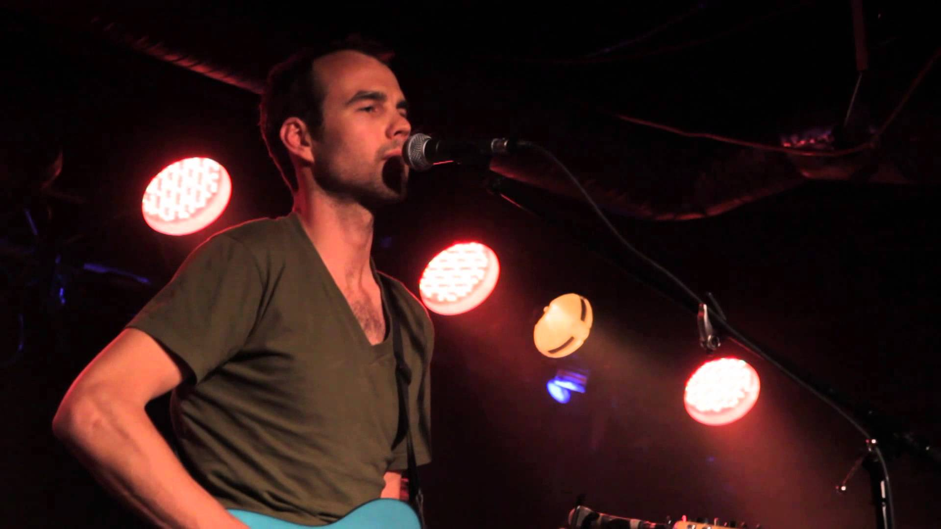 Video Archive- 2013-05-11: The Carlines at Lucky Bar